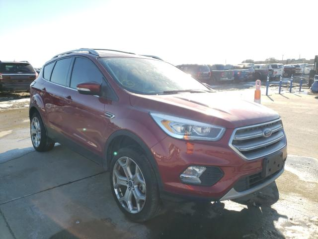 2017 FORD ESCAPE TIT - Other View