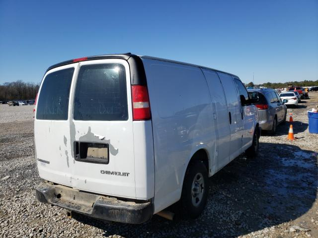 2006 CHEVROLET EXPRESS G1 - Right Rear View