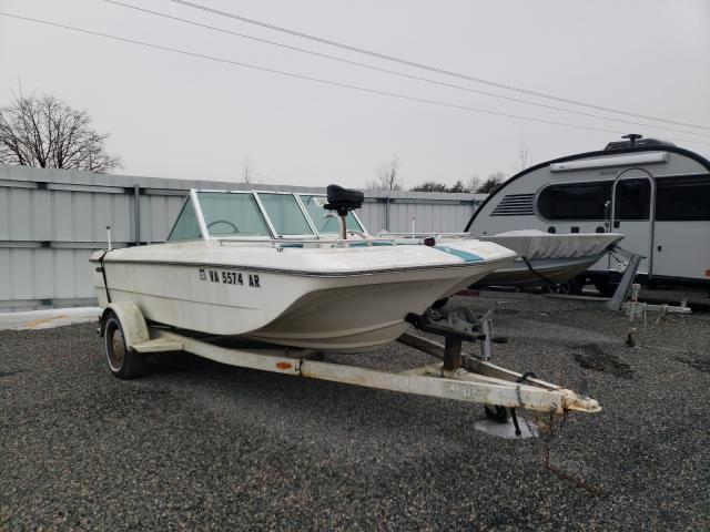 Salvage boats for sale at Fredericksburg, VA auction: 1972 Other Mark Twain