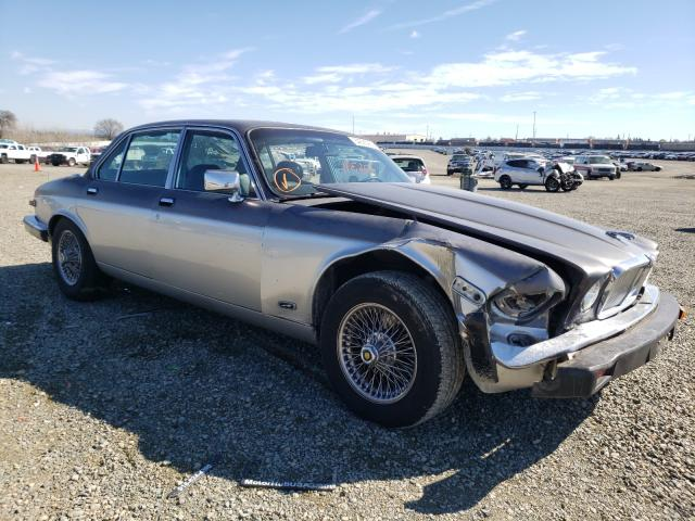Jaguar XJ6 salvage cars for sale: 1986 Jaguar XJ6