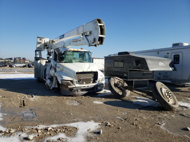 International 4000 4300 salvage cars for sale: 2016 International 4000 4300