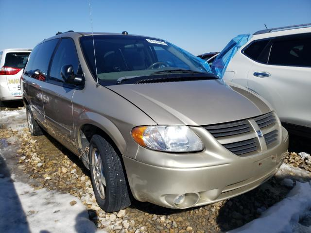 2005 Dodge Grand Caravan en venta en Sikeston, MO