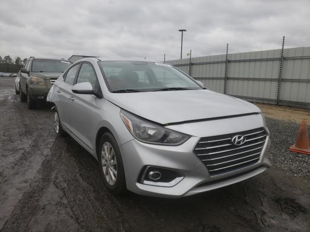Hyundai Accent salvage cars for sale: 2019 Hyundai Accent