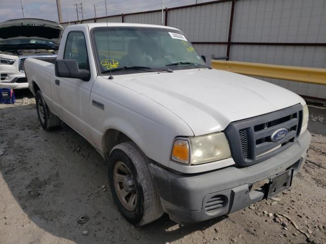 Ford Ranger salvage cars for sale: 2010 Ford Ranger