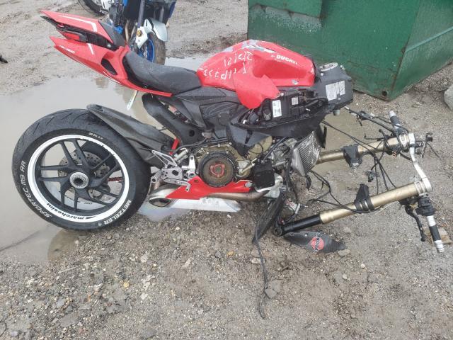 Ducati salvage cars for sale: 2012 Ducati Superbike