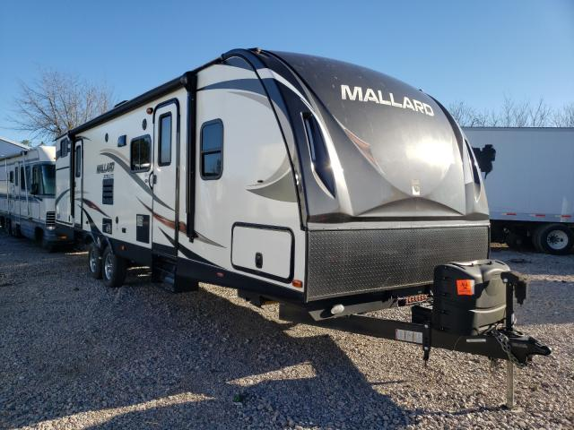 Thor salvage cars for sale: 2018 Thor Camper