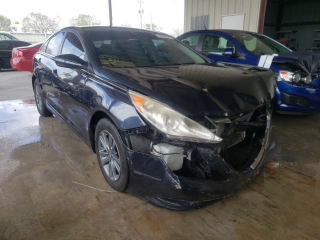 Salvage cars for sale from Copart Homestead, FL: 2012 Hyundai Sonata GLS