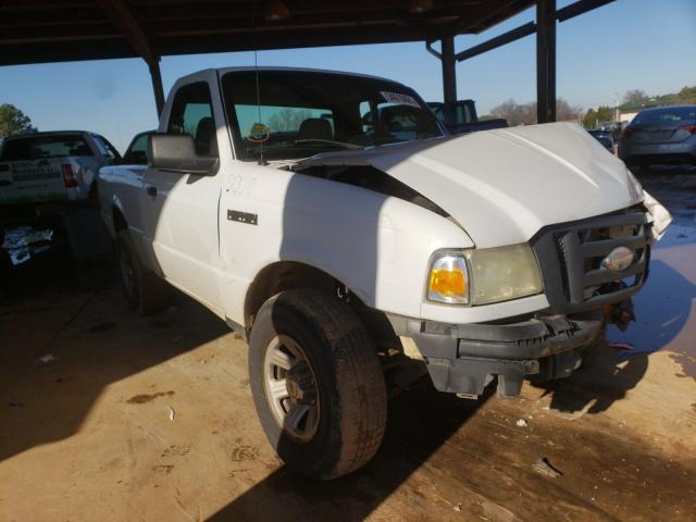 Salvage cars for sale from Copart Tanner, AL: 2007 Ford Ranger