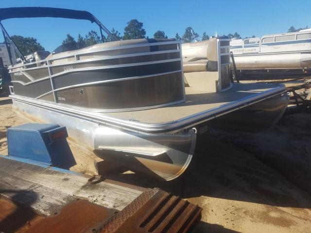 Salvage cars for sale from Copart Gaston, SC: 2018 Crestliner Boat
