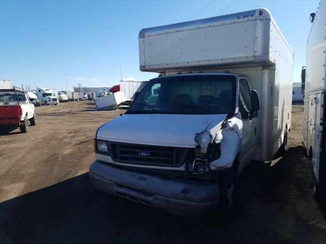 2007 FORD ECONOLINE - Left Front View
