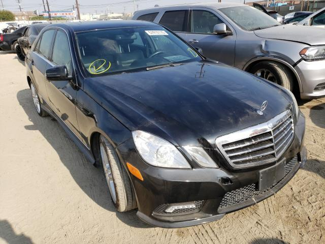 Mercedes-Benz salvage cars for sale: 2011 Mercedes-Benz E 350