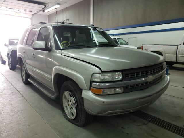 Salvage cars for sale from Copart Pasco, WA: 2004 Chevrolet Tahoe K150