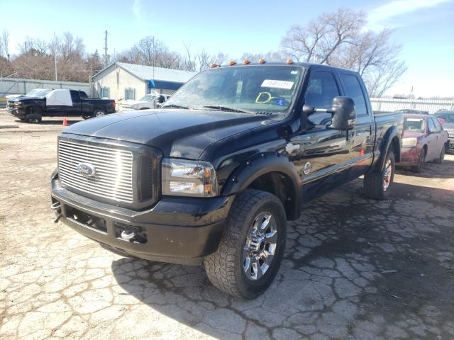 2006 FORD F350 SRW S - Left Front View