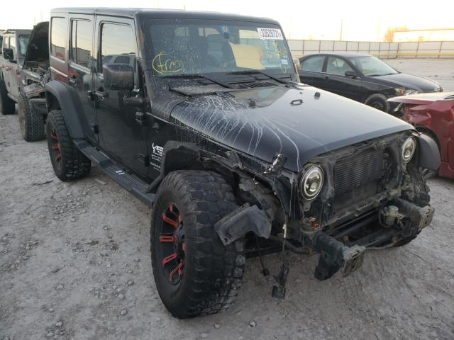 Salvage cars for sale from Copart Haslet, TX: 2016 Jeep Wrangler U
