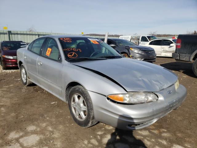 2003 Oldsmobile Alero GL for sale in Kansas City, KS