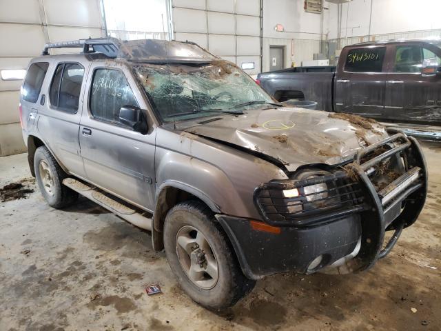 Vehiculos salvage en venta de Copart Columbia, MO: 2003 Nissan Xterra XE