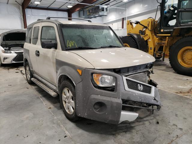 Salvage cars for sale from Copart Milwaukee, WI: 2005 Honda Element LX