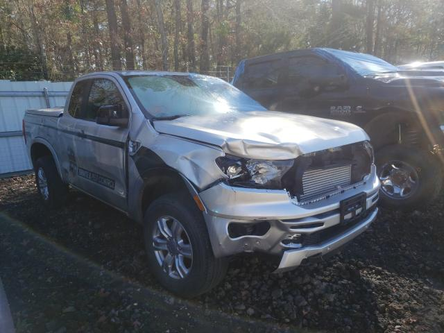 Salvage cars for sale from Copart Lufkin, TX: 2019 Ford Ranger SUP