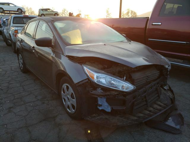 Salvage cars for sale from Copart Colton, CA: 2015 Ford Focus S