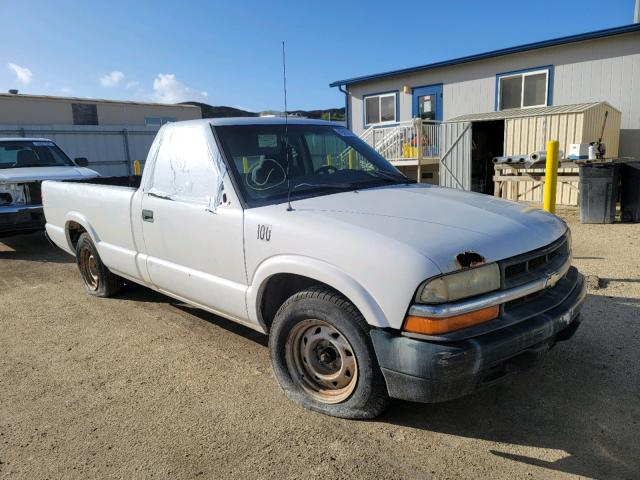 Chevrolet salvage cars for sale: 2003 Chevrolet S Truck S1