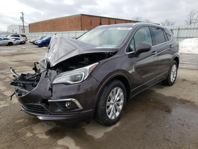BUICK ENVISION 2017 1