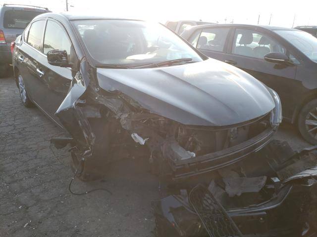 Salvage cars for sale from Copart Colton, CA: 2017 Nissan Sentra S