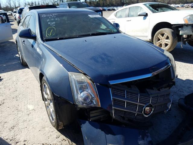 Cadillac salvage cars for sale: 2009 Cadillac CTS HI FEA