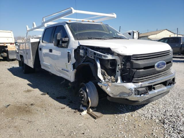 Salvage cars for sale from Copart Colton, CA: 2018 Ford F550 Super