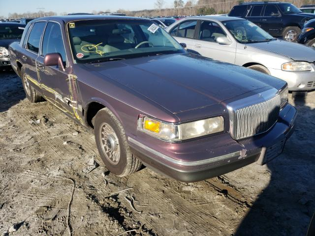 Lincoln salvage cars for sale: 1996 Lincoln Town Car S