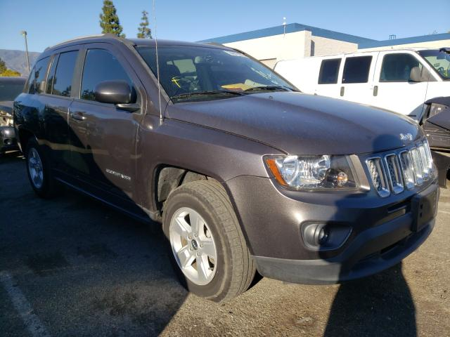Salvage cars for sale from Copart Rancho Cucamonga, CA: 2017 Jeep Compass LA