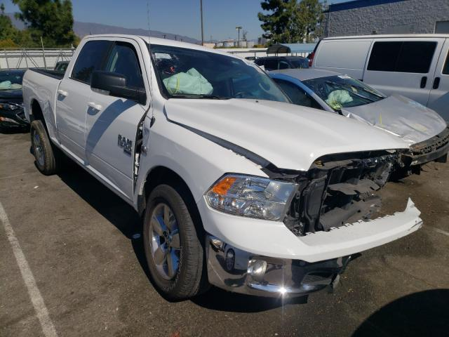 Salvage cars for sale from Copart Rancho Cucamonga, CA: 2019 Dodge RAM 1500 Class