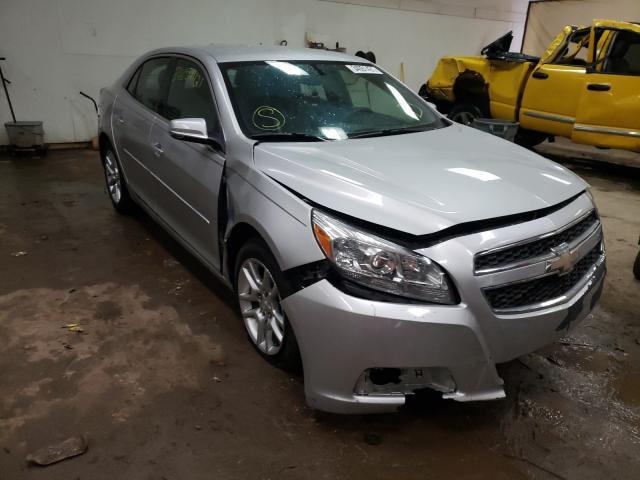 Salvage cars for sale from Copart Davison, MI: 2013 Chevrolet Malibu 1LT