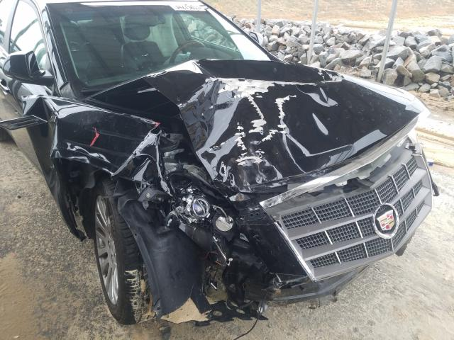 2010 Cadillac CTS | Vin: 1G6DS5EV0A0116543