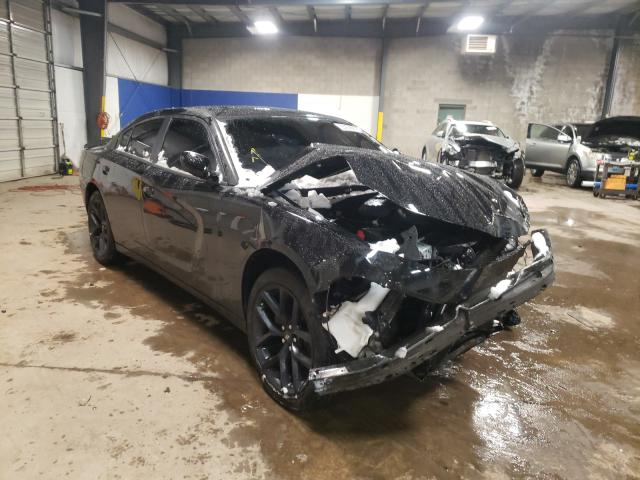 Salvage cars for sale from Copart Chalfont, PA: 2020 Dodge Charger SX