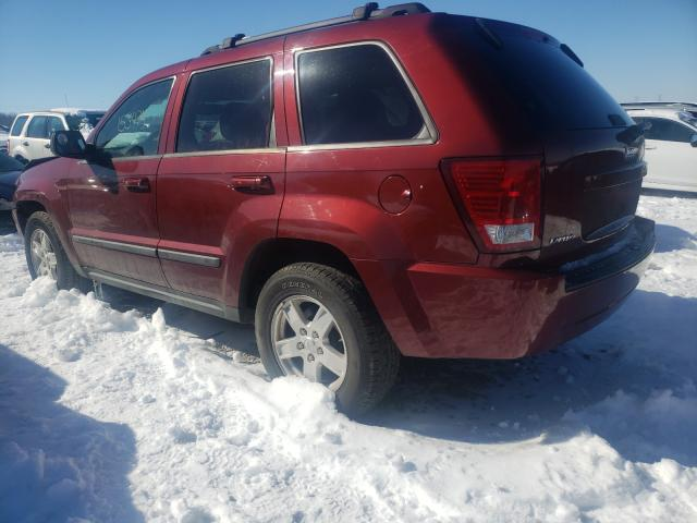 2007 JEEP GRAND CHER - Right Front View