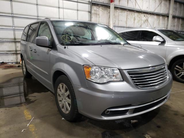 2015 Chrysler Town & Country en venta en Woodburn, OR