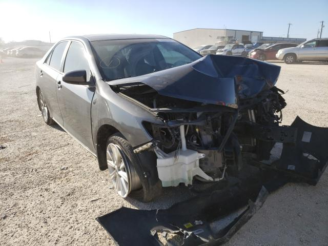 Salvage cars for sale from Copart San Antonio, TX: 2014 Toyota Camry L