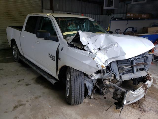 Salvage cars for sale from Copart Shreveport, LA: 2019 Dodge RAM 1500 Class