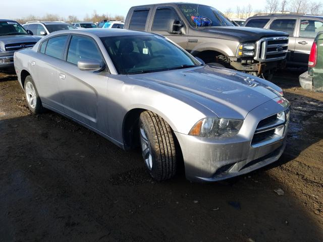 Salvage cars for sale from Copart Bridgeton, MO: 2014 Dodge Charger SE