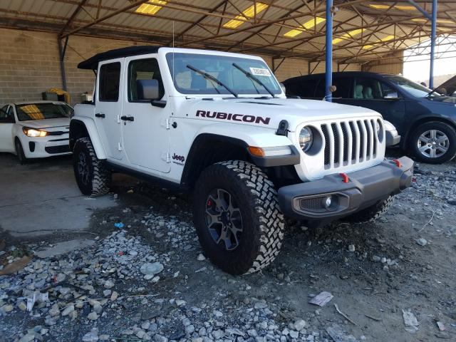 2020 Jeep Wrangler U en venta en Cartersville, GA