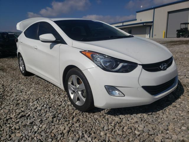 Hyundai Elantra salvage cars for sale: 2013 Hyundai Elantra