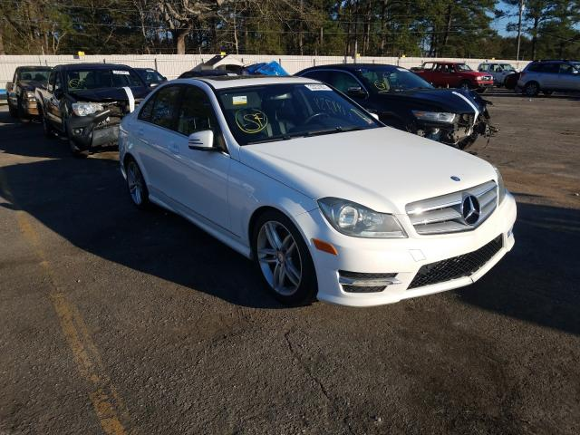 2013 MERCEDES-BENZ C 250 - Other View