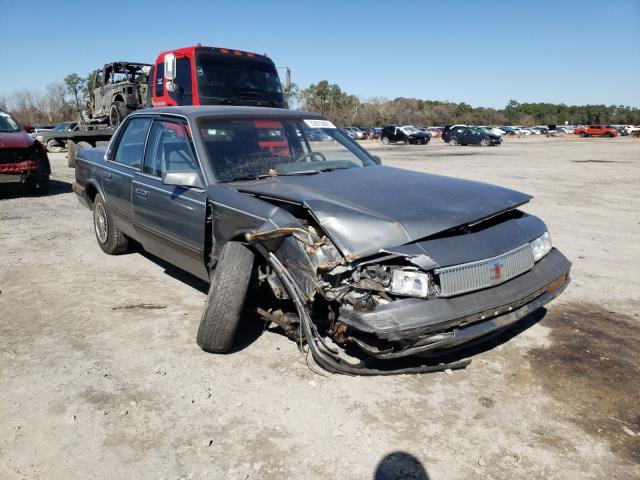 Oldsmobile salvage cars for sale: 1989 Oldsmobile CUT Ciera