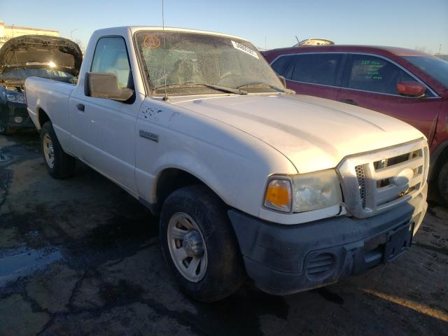 Ford Ranger salvage cars for sale: 2008 Ford Ranger