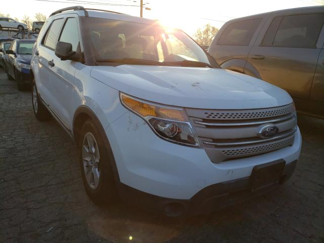 Salvage cars for sale from Copart Colton, CA: 2013 Ford Explorer