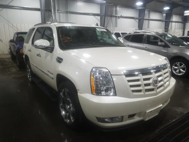 Cadillac Escalade P salvage cars for sale: 2010 Cadillac Escalade P