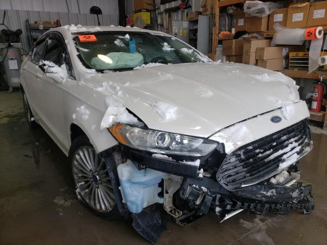 2016 FORD FUSION TIT - Other View