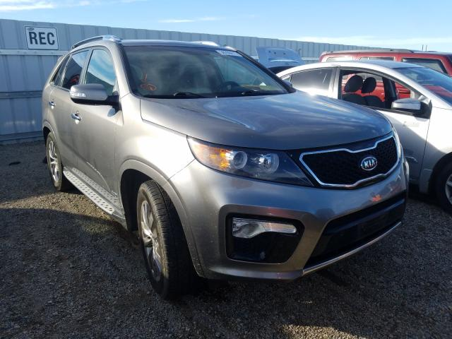 2013 KIA Sorento SX for sale in Anderson, CA