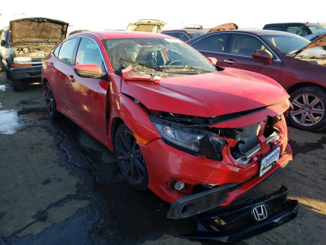 2020 Honda Civic Sport en venta en Tulsa, OK