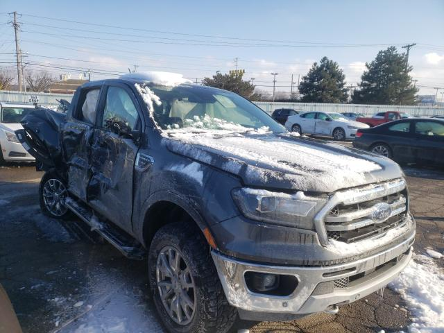 Salvage cars for sale from Copart Moraine, OH: 2020 Ford Ranger SUP